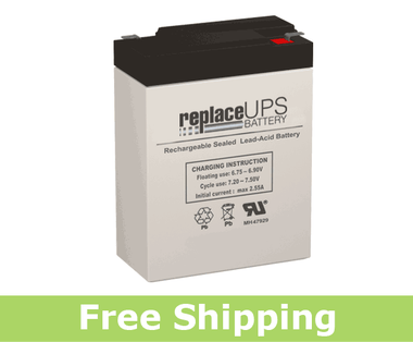 Universal Power UB685 (D5735) - SLA Battery