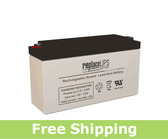 Jasco Battery 0809-0012 - SLA Battery
