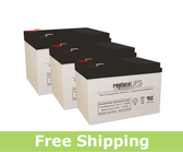 X-Treme XA-750 - Scooter Battery Set