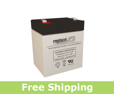 ADI / Ademco Vista 128BPT - Alarm Battery