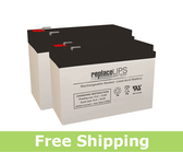 Eaton Powerware PW9125-1000VA - UPS Battery Set
