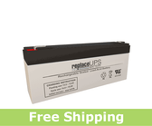 CooPower CP12-2.6 - SLA Battery