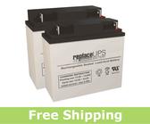 DSR PSJ1812 Pro Series Jump Starter - Jump Starter Battery Set