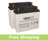 Solar Trunk Pac ES1224 Jump Starter - Jump Starter Battery Set