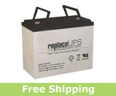 Yuasa HX505-12FR - High-Rate UPS Battery