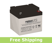 Best Battery SLA12440 - SLA Battery