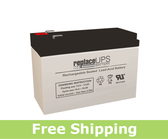 Consent Battery GS128-5 - SLA Battery