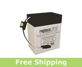 Haze Batteries HZS06-14-TOY-TH - SLA Battery