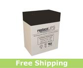 Teledyne 2CL12S10 - Emergency Lighting Battery