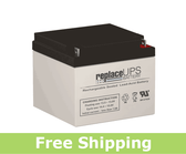 Teledyne H2LT6S50 - Emergency Lighting Battery
