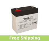 Mule 4GC017H - Emergency Lighting Battery