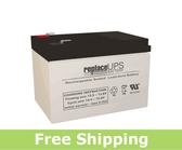 Power Source WP12-12 - Emergency Lighting Battery