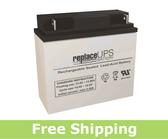 GS Portalac TEV12210 - Emergency Lighting Battery
