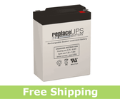 Sure-Lites SL26-1 - Emergency Lighting Battery