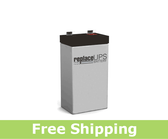 Carpenter Watchman 713526 - Emergency Lighting Battery