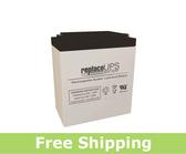 Prescolite 12-705 - Emergency Lighting Battery