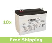Best Power FERRUPS FD 10KVA - UPS Battery Set