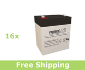 APC SMART-UPS RT SURT6000RMXLT3U - UPS Battery Set