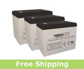 Tripp Lite BP36VXR - UPS Battery Set