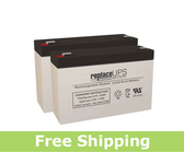 Tripp Lite Smart 500RT1U - UPS Battery Set