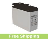 SigmasTek SPF12-55 - Front Terminal Telecom Battery
