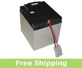 APC AP1250RM - Assembled Battery Cartridge