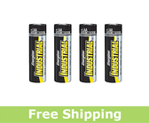 Energizer EN91 Alkaline Batteries - AA (Set of 4)