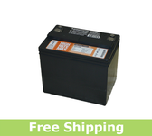 C&D Technologies UPS12-150MR High Rate Battery (OEM)