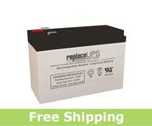 Enerwatt WP9-12 Replacement UPS Battery