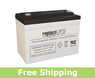 Enerwatt WP38-12 Replacement UPS Battery
