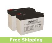 APC Back-UPS RS 800VA BR800I Replacement Batteries (Set of 2)