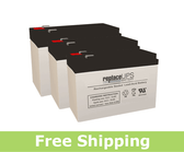Compaq 1500 UPS (T1500 NA) - UPS Battery Set
