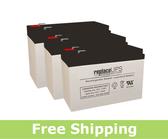 Compaq 1500 G3 UPS (T1500 G3 NA) - UPS Battery Set