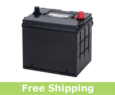 BCI Group 70 SLI Dual Terminal Automotive Battery, model 70DT-5