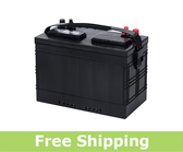 BCI Group 27 SLI Deep Cycle Marine Battery, model DC27-7