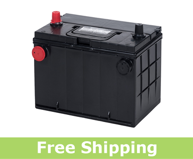 BCI Group 78 SLI Dual Terminal Automotive Battery, model 78DT-8