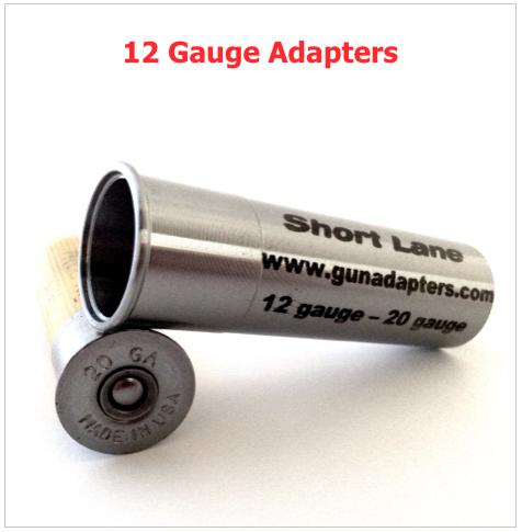 12 Gauge Adapters