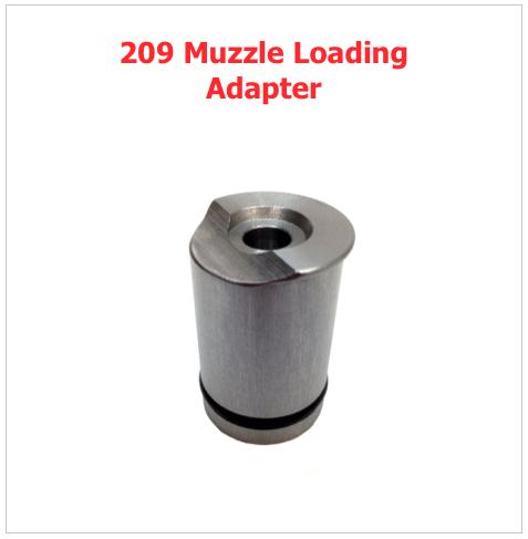 209 Muzzle Loading Adapters