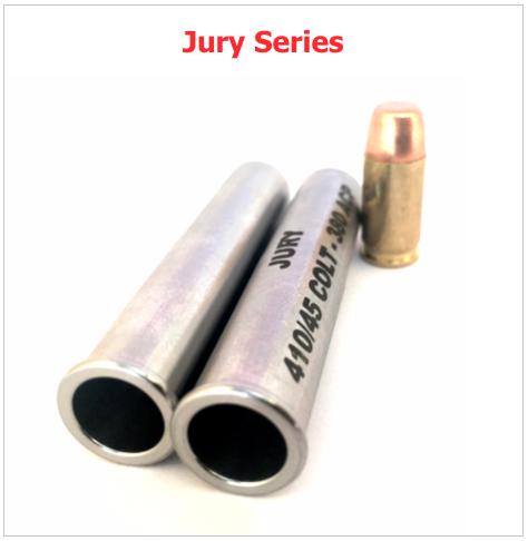 Jury Series Rifled Pistol Adapters
