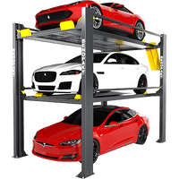 BendPak HD-973PL Tri-Level  Parking Lift - 7 & 9000 Lbs. Cap.