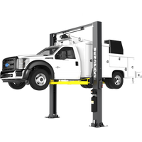 "BendPak XPR-12CL-LTA 12,000-lb. Capacity / Two-Post Lift / Clearfloor / 72"" Long-Reach Telescoping Arms"