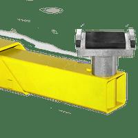 BendPak Wide Frame Cradle Pads 2-Post Frame Cradle Pad / 60 mm Pin / Fits Wide Frames / Set of 2