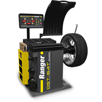 Ranger DST-64T (5140152) Wheel Balancer / 3D Quick-Touch™ DataWand™/ 36 mm Shaft