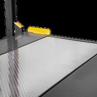 BendPak Aluminum Solid Deck (Pair) for HD-9, HD9ST Narrow Runway setting