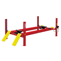 AMGO PRO-12A 12,000 lbs. Capacity Alignment 4 Post Auto Lift