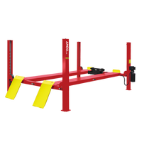 AMGO PRO-10 10,000 lbs. Capacity  4 Post Auto Lift