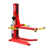 AMGO  SML-6 Portable Single Post Auto Lift