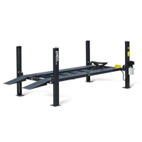 AMGO  408-P 8,000 lbs. Capacity 4-Post Parking Auto Lift - Accessories included.