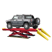 AMGO AX-16A 16,000 lbs.  Scissor Alignment Auto Lift