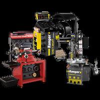 Ranger Combo R980AT + DST30P + RL-8500 + Weights (SKU# 5140133)
